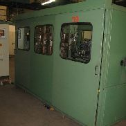 Punching and forming machine WEBER DFM 1500