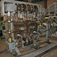 Wire u. Band bending machine WAFIOS vdub 120