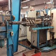 3D CNC wire bending machine POST 3D Biegomat