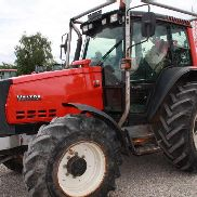 Valtra 6400 FORESTRY TRACTORS