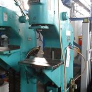 Wobbling and Riveting MachineSTEINEL Nr. 10