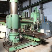 Radialbohrmaschine MachineWEBO BR 50/63-H 2000