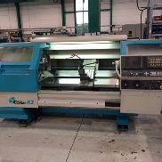 CNC Lathe - Inclined Bed TypeColcheseter Combi K2