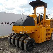 2007 Dynapac CP142 Pneumatic Tired Roller c/w Canopy, 9 Wheeled - 2163BR2355