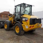 Unused 2017 CAT 908M Rubber Tired Loader, Cab c/w 4in1 Bucket, Forks, A/C (1 Hours) - CAT0908Mxxxxxxxxx