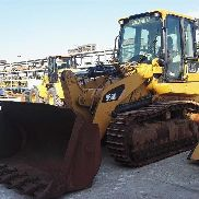 2009 CAT 963D Tracked Loader, Cab c/w A/C (CAT ETS Electronic Report Available) - LCS01438