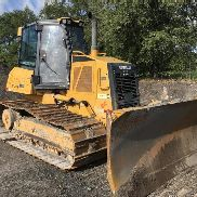 2010 CAT D6K LGP c/w 6 Way Pat Blade, Reverse Camera, A/C - DHA01314