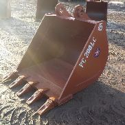 "Unused 45"" Digging Bucket to suit Komatsu PC200 - 7618"