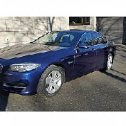 1 BMW 520D Automatic, heater, TV, Head-Up, Comfort package