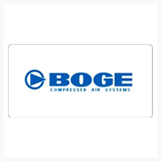 BOGE S50 Rotary screw compressor