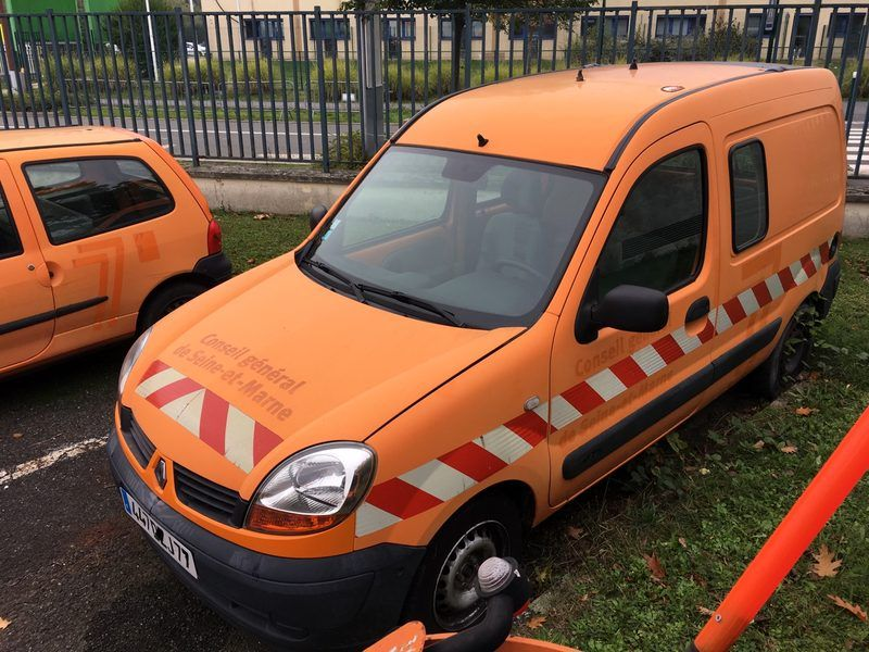 Renault Kangoo - 447DZJ77