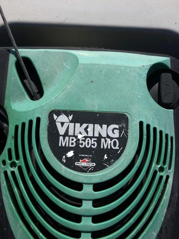 WIKINGER MÄHER MB505MQ