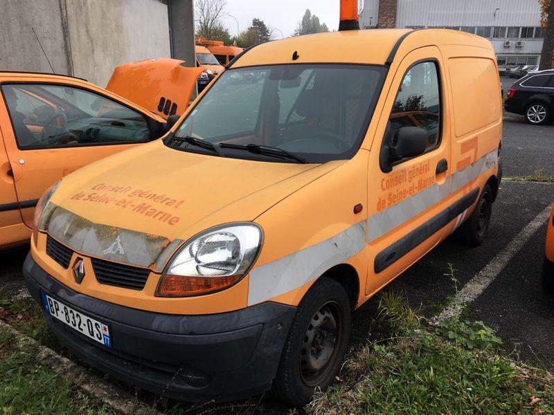 Renault Kangoo - BP832QS