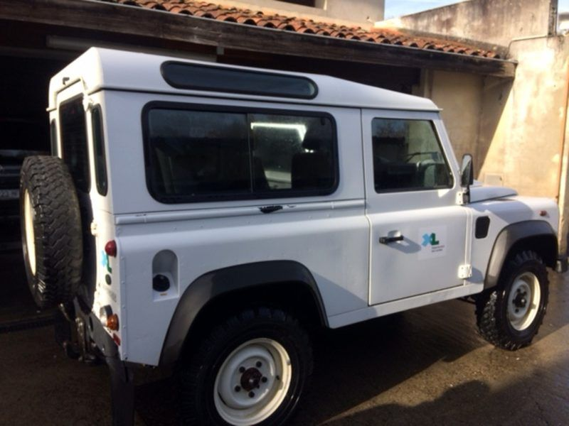 LAND ROVER DEFENDER 4pl