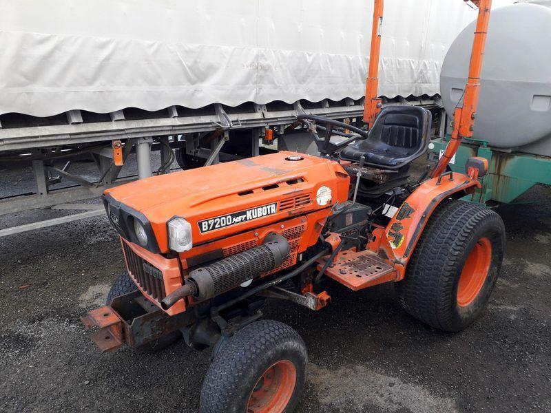 Kubota Mikrotraktor
