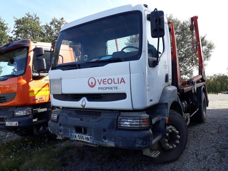 Renault Kerax Überladewagen (VPRR M990704-EK555HN)