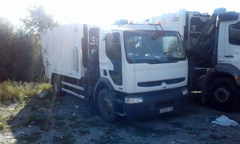 Stückliste Renault Premium 19T DCI 270 LKW