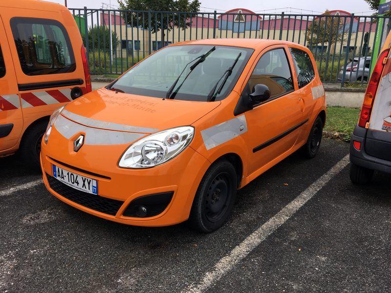Renault Twingo - AA104XY