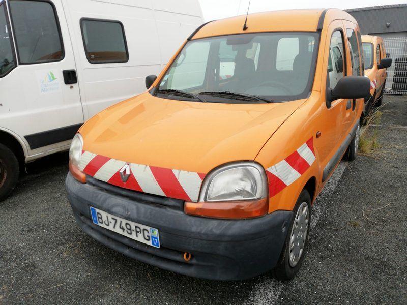 Renault Känguru VL055 - BJ749PG