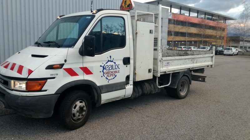 IVECO EIMER 3T5