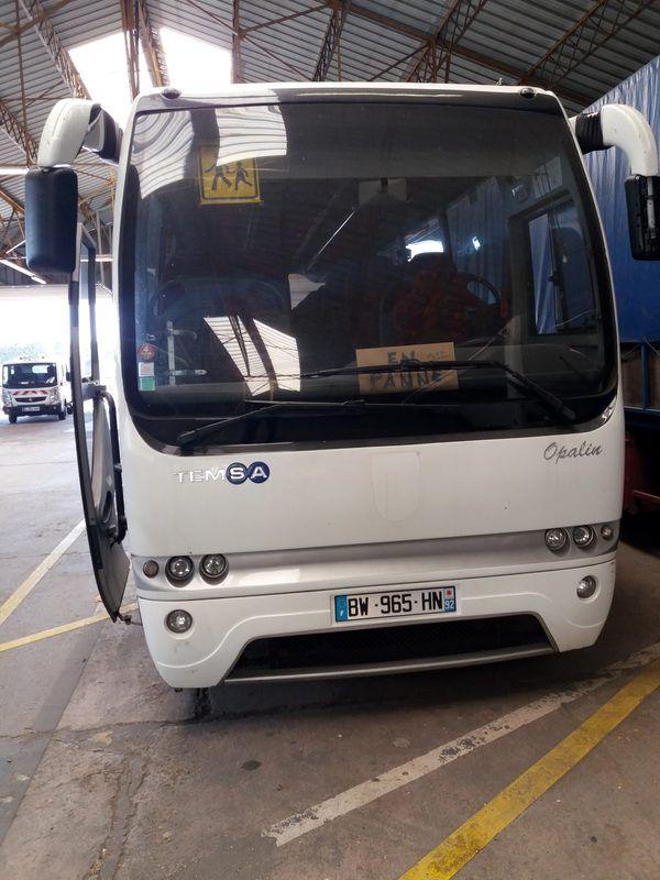 AUTOCAR TEMSA OPALIN - BW965HN
