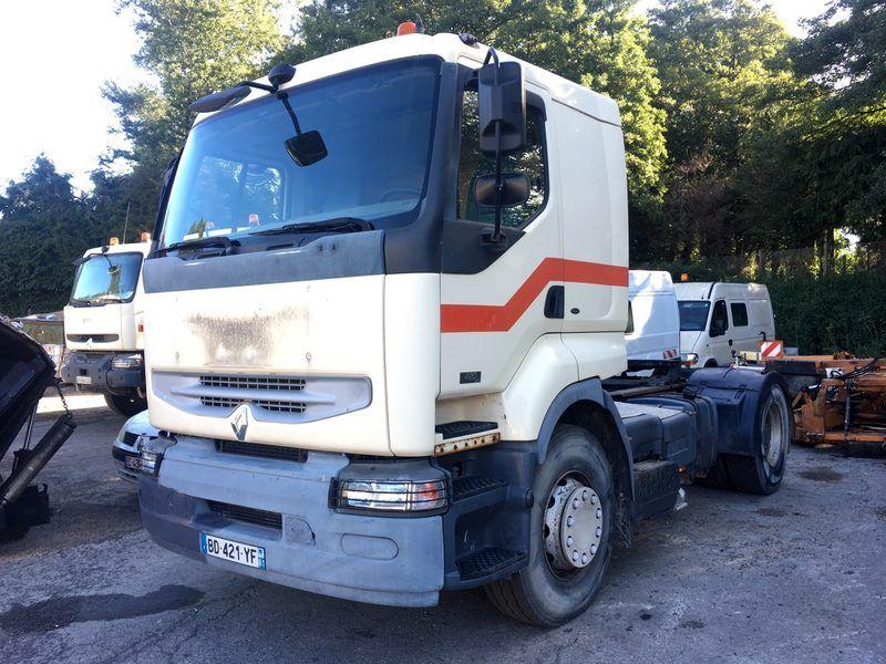 Renault Premium Traktor - BD421YF (MB558)