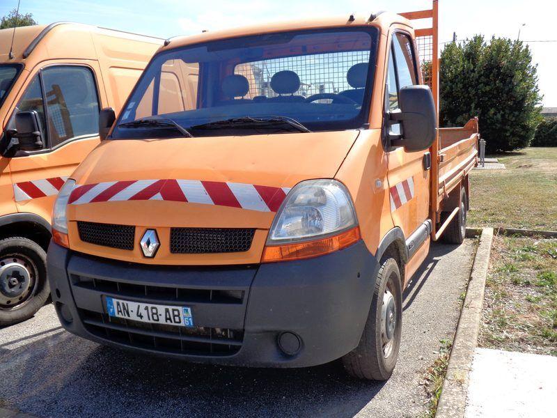 Renault Master Kipper