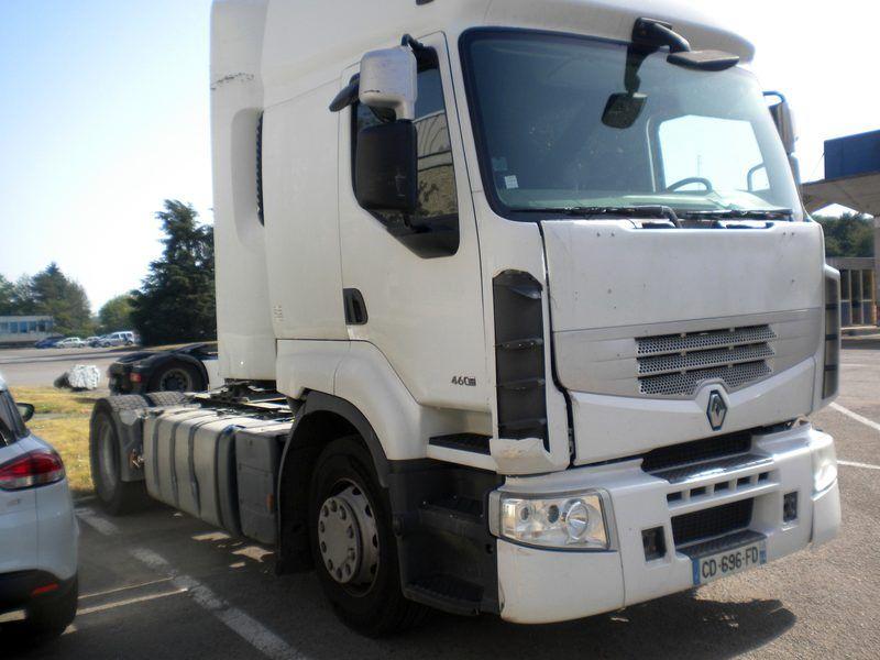 Renault Premium Sattelzugmaschine 460 euro 5 (40722)