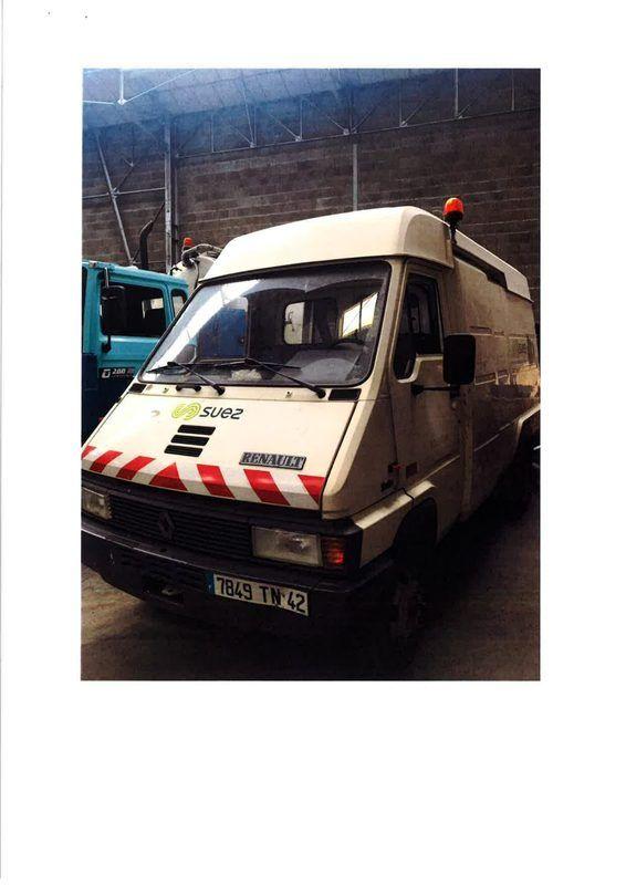 Renault Van (7849 TN 42)