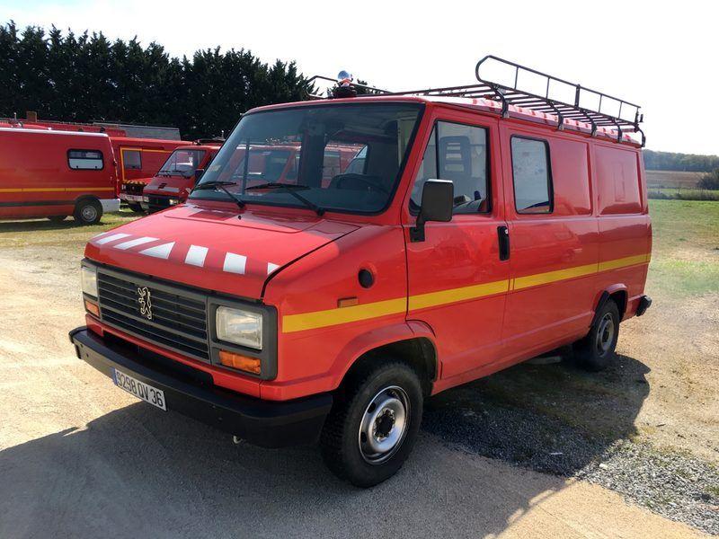 Peugeot J5 - 9298QV36