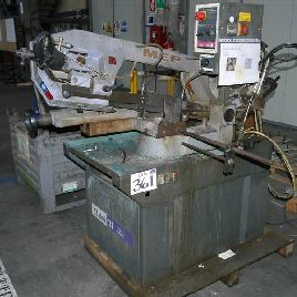 MEP Model Shark281 Pull Down Bandsaw