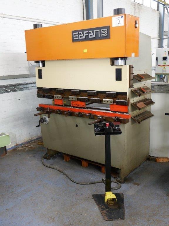 Safan Abkantpresse Typ SK25-1600mm