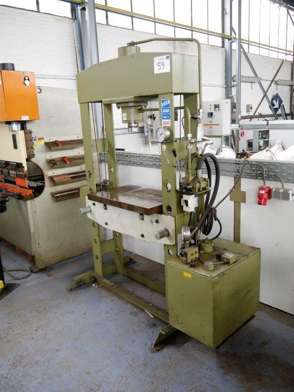 OMCN 70 Tonnen vertikale hydraulische Presse