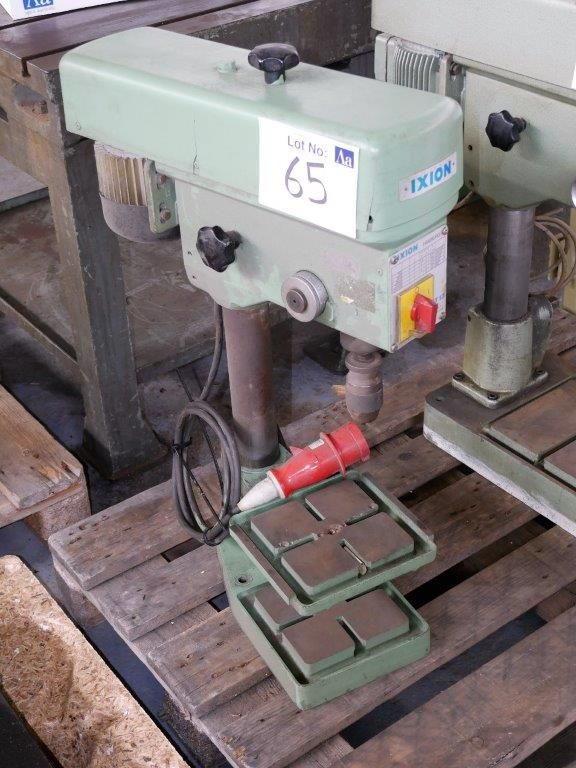 Ixion BT13 Tischbohrmaschine