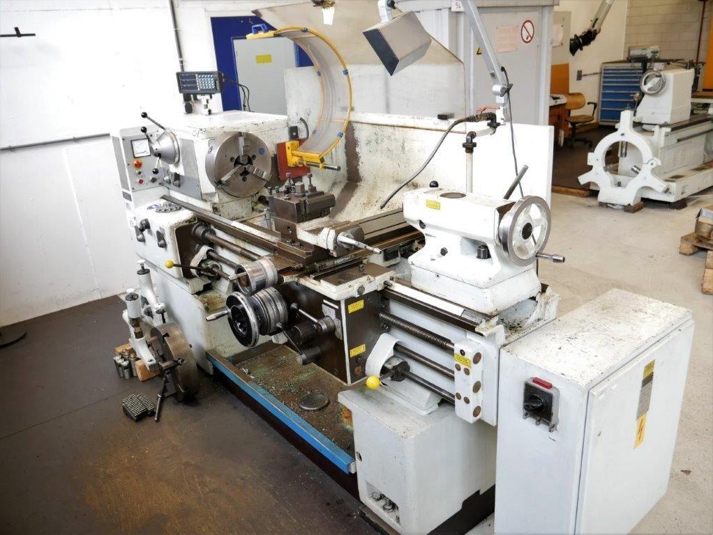 Boehringer D480 Spaltbettdrehmaschine