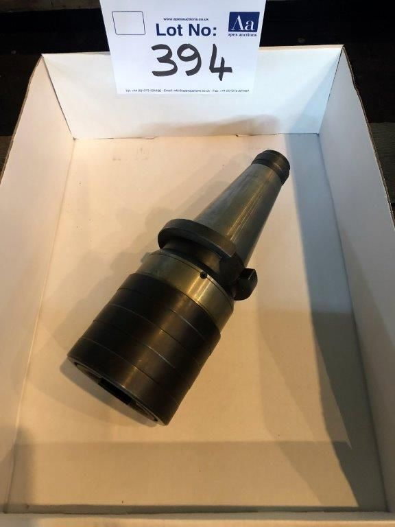 ISO 50 Armaturenhalter