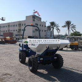 (17297) TEREX - BENFORD PS3000 3-TONS 2007