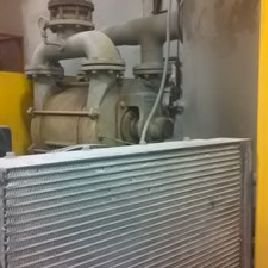75 HP Siemens Liquid Ring Vacuum Pump