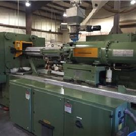 Used 400 Ton Engel Injection Molding Machine, Model ES2000/400, Manufactured 1998