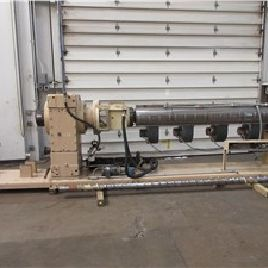 "4.5"" NRM (Texas Extrusion) Extruder, 30:1 L/D, Air Cooled"