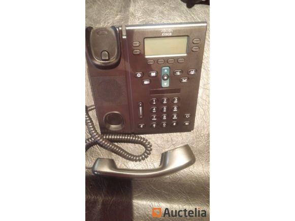 5 x CISCO 6941 IP-Telefon