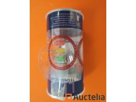 300 LEDs-TECH MR16 1 Watt -12 Volt-2900k