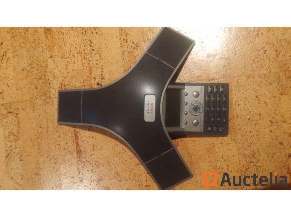 CISCO 7937 IP-Telefon des Konferenzzentrums