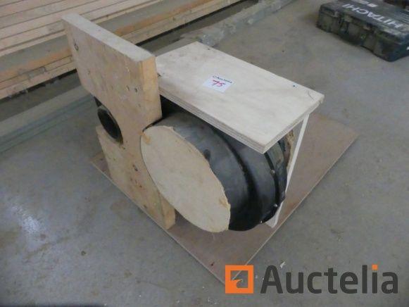 Späneabsauggerät Electrabecum SPA1100