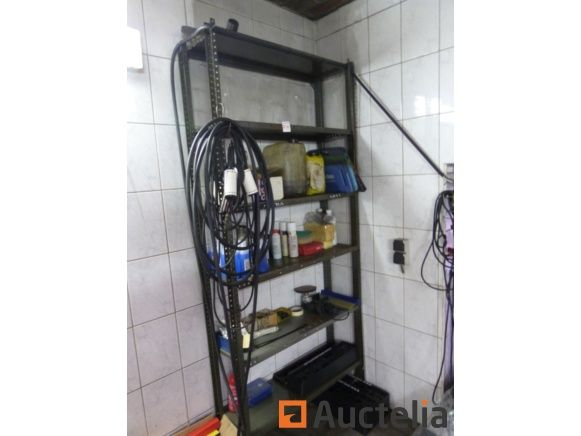 Karcher Puzzi 100 Shampooer, Regale, Wartungsprodukt