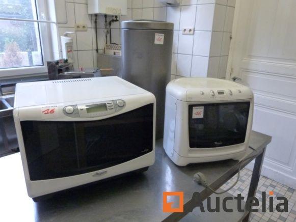 Mikrowellenherde, Mülleimer Brabantia