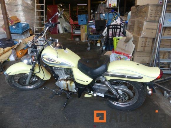 Motorrad Suzuki Marauder