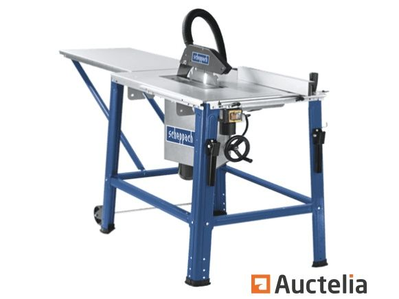 Kreissäge auf Tisch HS120o - 400V 50 Hz 2800W