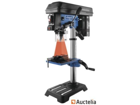 Säulenbohrmaschine + Schraubstock DP16SL (keine Vorschläge) - 230V 50 Hz 550W - 16mm