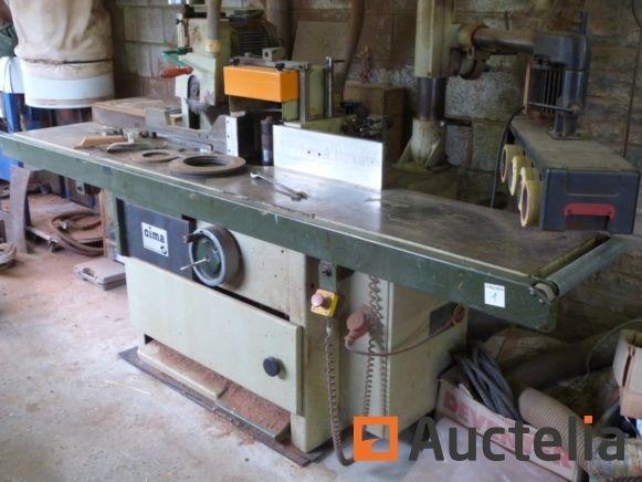 SCM Flex 2/2 Spindelformmaschine
